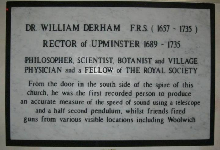 william derham