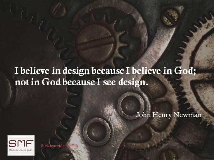 john-henry-newman-god-design
